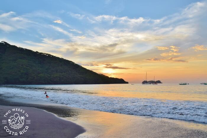 Sunset Playa Hermosa
