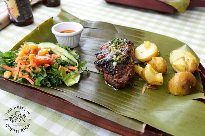 Grilled Steak at Restaurante Tradiciones Don Jose
