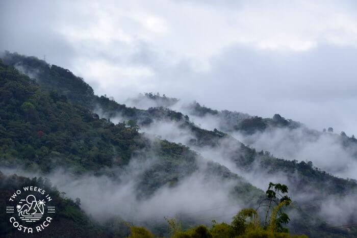 Peak Rainy Season Costa Rica