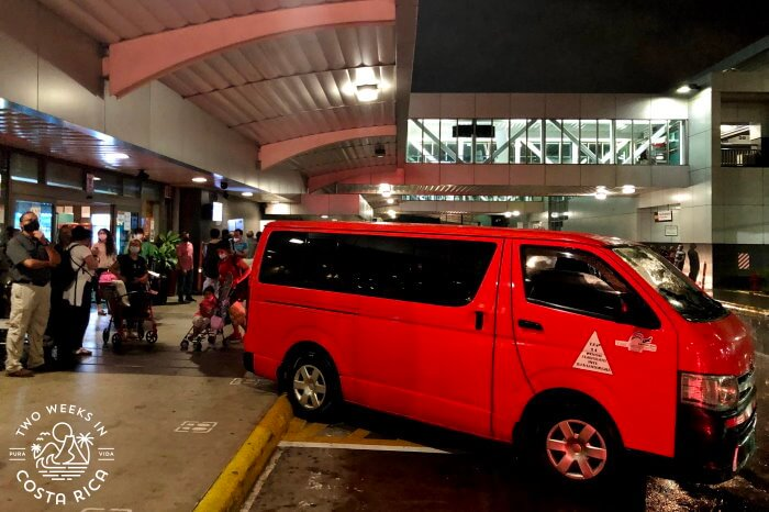 Official AIrport Taxi Costa Rica
