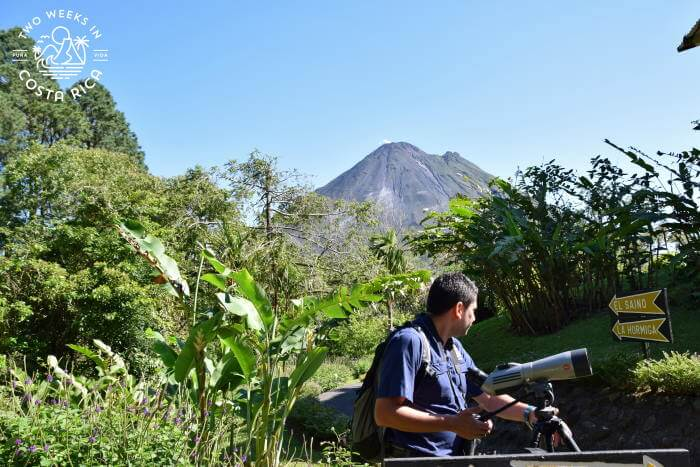 Guided Tour Arenal Observatory