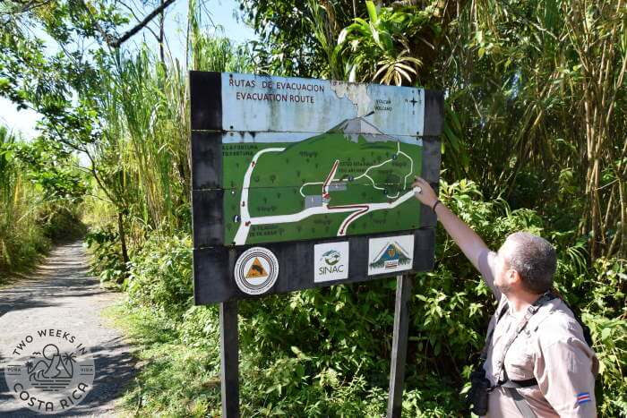 Arenal Volcano National Park Guided Tour