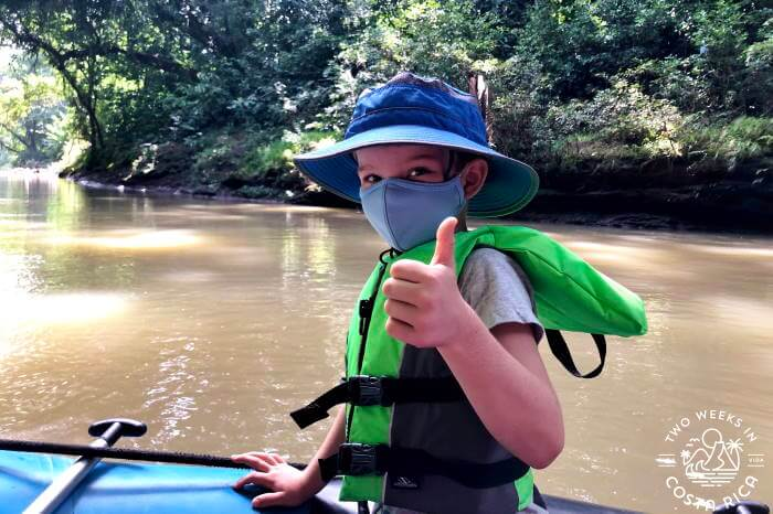 River float tour things to do kids