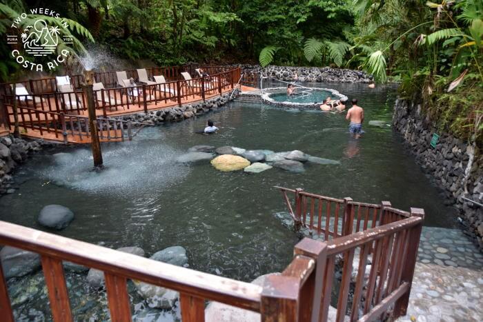 Hot Springs La Fortuna