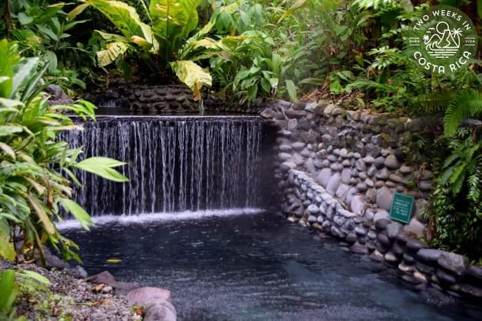 Waterfall Ecotermales
