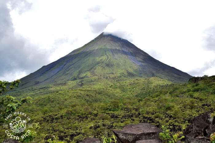Viewpoint Arenal Volcano