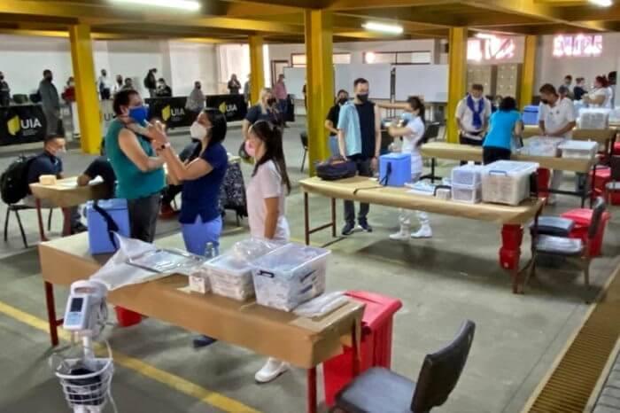 Covid Vaccination Site Costa Rica