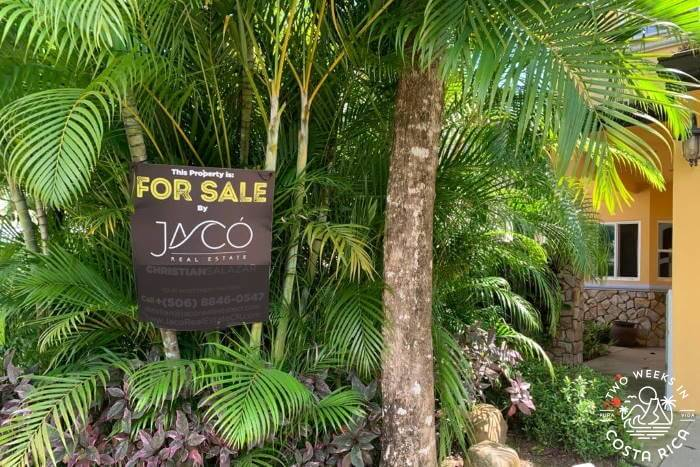House for Sale Jaco
