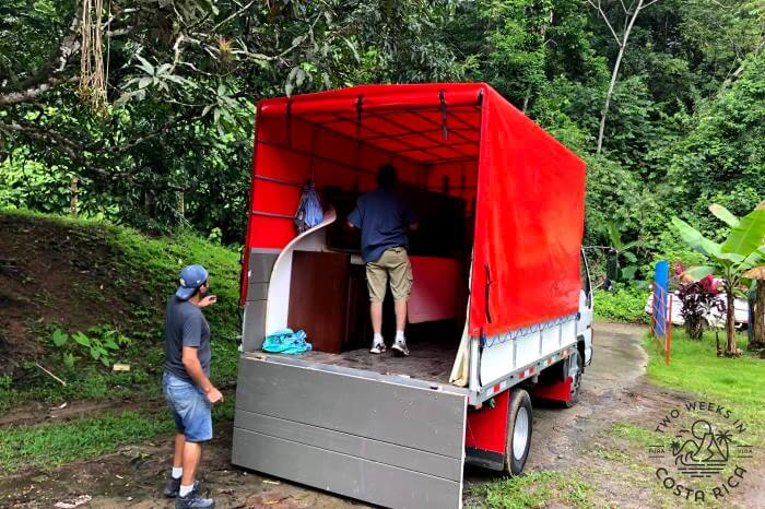 Cabinet Delivery