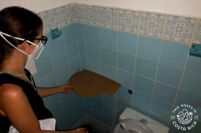 Bathroom remodel Costa Rica